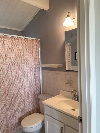 Wellfleet Cape Cod vacation rental - Bright, clean bathroom.Additional outdoor shower.