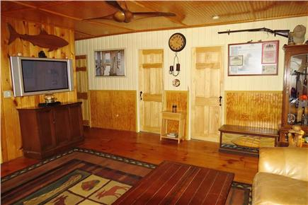 N. Eastham Cape Cod vacation rental - Living Room with flat screen TV