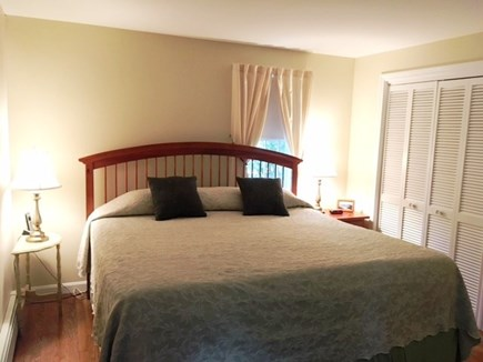 Harwich Cape Cod vacation rental - Main Bedrooom