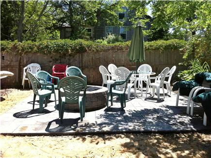 Eastham Cape Cod vacation rental - Cook a steak on the campfire! Not that daring, grill available.