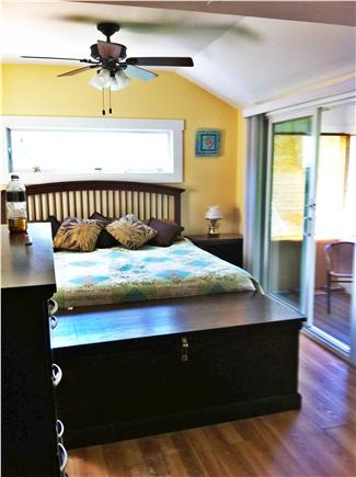 Eastham Cape Cod vacation rental - Master Bedroom King Bed