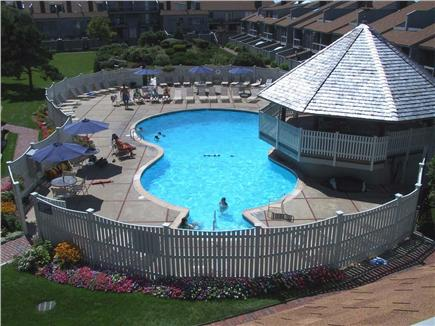Hyannis Cape Cod vacation rental - Pool and Gazebo
