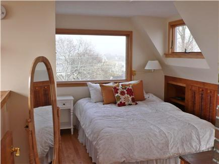Woods Hole Woods Hole vacation rental - Queen size bed on 3rd floor with bath.