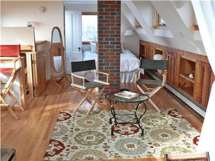 Woods Hole Woods Hole vacation rental - 3rd floor sitting area