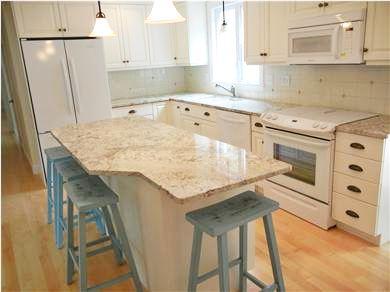 Mashpee Cape Cod vacation rental - Large eat-in kitchen