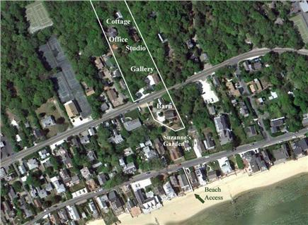 Provincetown Cape Cod vacation rental - Aerial View