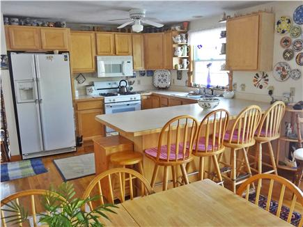 Chatham Cape Cod vacation rental - View of well appointed kitchen and portion of dining area