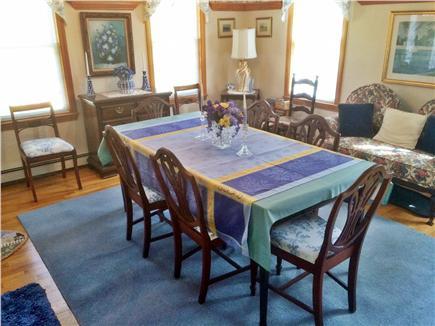 Chatham Cape Cod vacation rental - Dining Room w/ AC unit