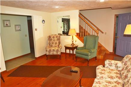 Eastham Cape Cod vacation rental - Living room has comfortable seating