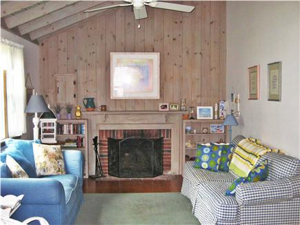 Dennis Port Cape Cod vacation rental - Front living room