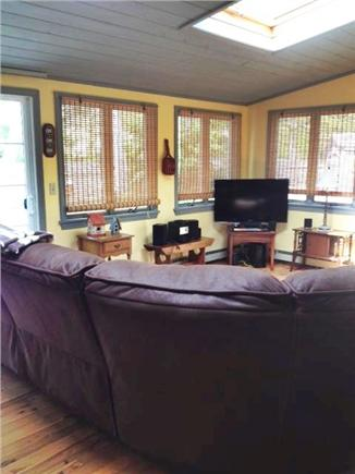 Dennis Port Cape Cod vacation rental - Family room