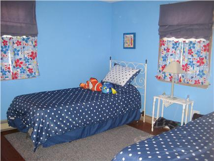 Dennis Port Cape Cod vacation rental - Bedroom with twin beds