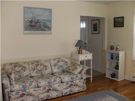 East  Sandwich-Sandy Neck Beac Cape Cod vacation rental - Second family room with a pull out queen sofa for extra guests.