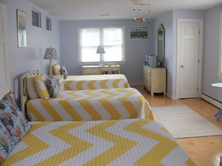 East  Sandwich-Sandy Neck Beac Cape Cod vacation rental - Second floor BR has 2 twin & one double.  Full bath.adjacent.