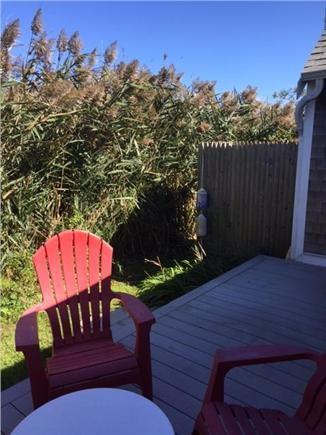 Wellfleet Cape Cod vacation rental - Private, enclosed outdoor shower