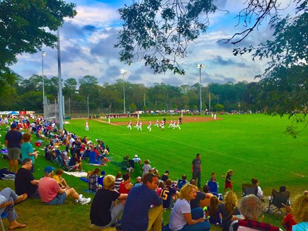 Orleans Cape Cod vacation rental - Orleans Firebirds Baseball Game just a couple of minutes away.