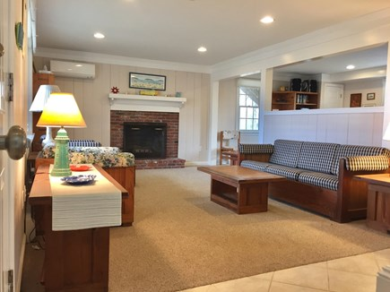 Orleans Cape Cod vacation rental - Another living area with 2nd flat screen TV