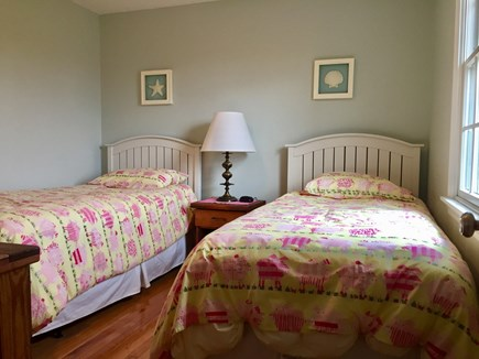 Orleans Cape Cod vacation rental - 2nd bedroom with 2 twins