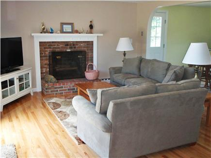 Orleans Cape Cod vacation rental - Second Floor Living Area with Flat Screen TV