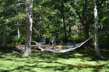 Eastham Cape Cod vacation rental - Peaceful and tranquil back yard