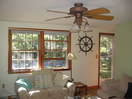 Eastham Cape Cod vacation rental - Sunny living area and entrance