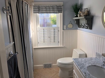 West Harwich Cape Cod vacation rental - There are 3 full bathrooms and an outdoor shower!