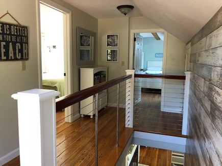 West Harwich Cape Cod vacation rental - Two bedrooms upstairs with full bath.