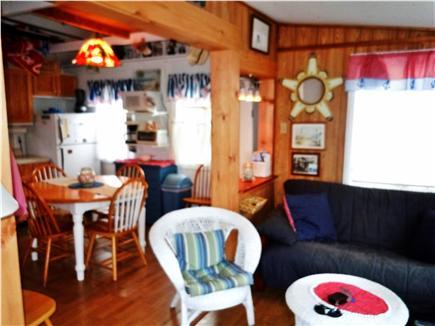 Dennisport Cape Cod vacation rental - Porch view