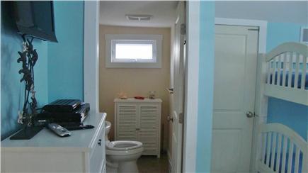 Dennisport Cape Cod vacation rental - Kids bedroom bath