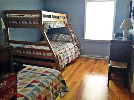 Harwich Port Cape Cod vacation rental - Blue bedroom