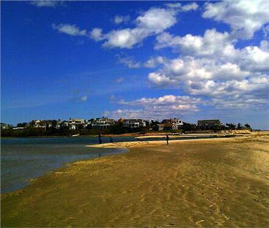 South Chatham Cape Cod vacation rental - Creek-side of Ridgevale Beach
