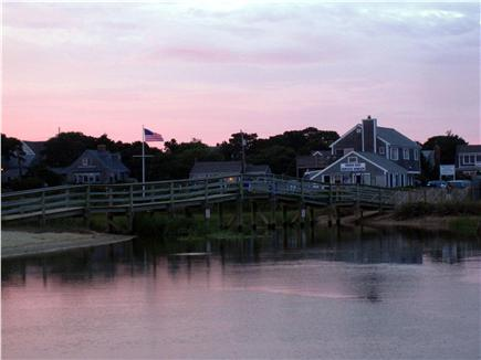 South Chatham Cape Cod vacation rental - Bridge (note snack bar/concession)