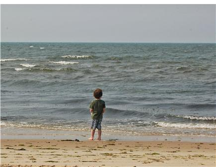 South Chatham Cape Cod vacation rental - Nantucket Sound-side of Ridgevale Beach
