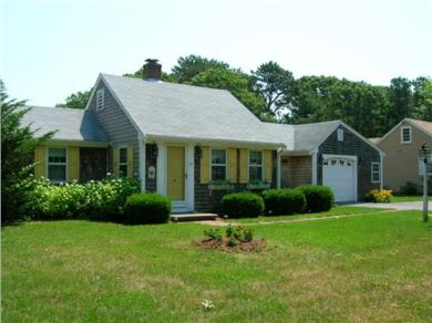 West Harwich Cape Cod vacation rental - Harwich Vacation Rental ID 20562