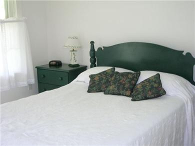 West Harwich Cape Cod vacation rental - Garden house with double bed in Bedroom #4