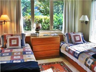Brewster Cape Cod vacation rental - Guest Bedroom with two twins