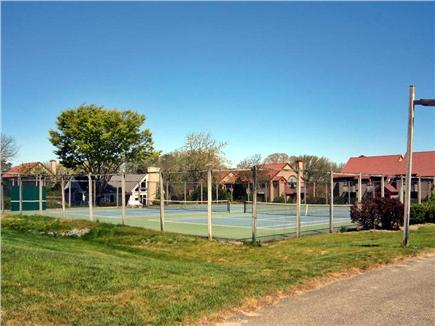 Brewster Cape Cod vacation rental - Ocean Edge Tennis Courts