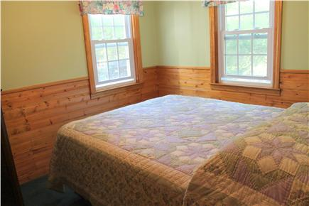 Chatham Cape Cod vacation rental - Queen bedroom with ceiling fan