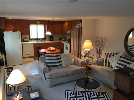 South Orleans Cape Cod vacation rental - Living and dining area