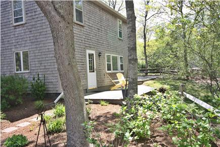 South Orleans Cape Cod vacation rental - Back view