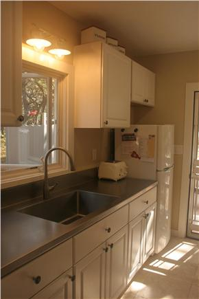 N.Truro Cape Cod vacation rental - Bright newly renovated kitchen