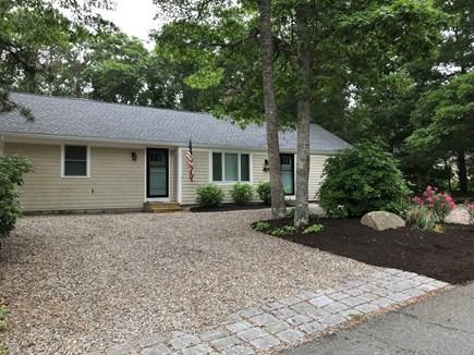 New Seabury, Mashpee, Poppones Cape Cod vacation rental - Front of house