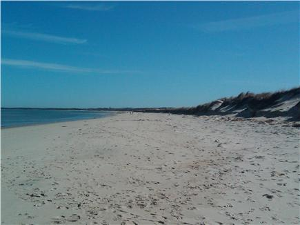 Brewster Cape Cod vacation rental - Nearby Crosby Lane Beach looking towards Orleans