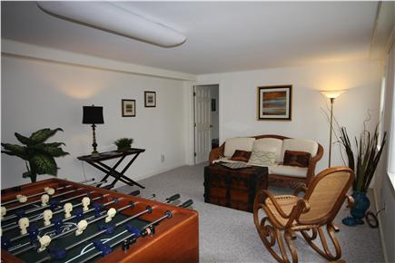 South Orleans Cape Cod vacation rental - Unwind in the game room with a game of foosball or checkers.
