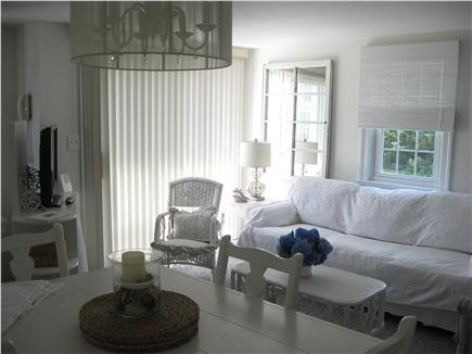 West Yarmouth Cape Cod vacation rental - Living Room with Queen Sized Pull-Out Sofa.