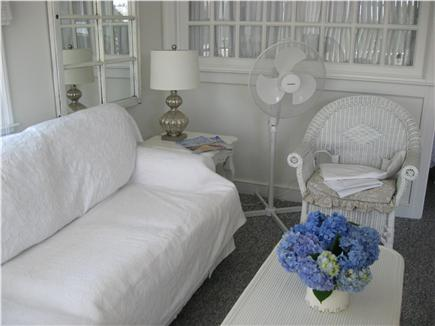 West Yarmouth Cape Cod vacation rental - Living Room has seating for 5.