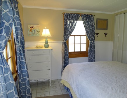 West Yarmouth Cape Cod vacation rental - Queen bedroom – new mattress and new paint