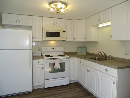 West Yarmouth Cape Cod vacation rental - Updated Kitchen w/ new floors & freshly painted in 2018