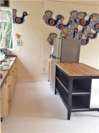 Wellfleet Cape Cod vacation rental - The kitchen area