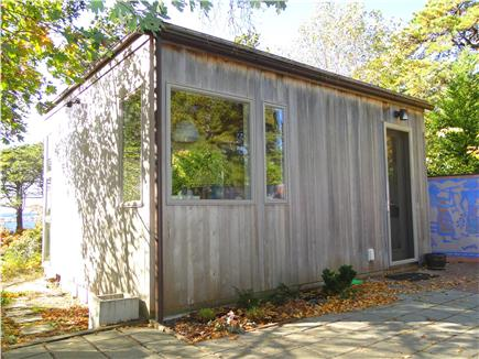 Wellfleet Cape Cod vacation rental - Studio with kitchen & living area, artist's space